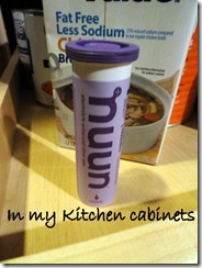Nuun Kitchen Cabinet